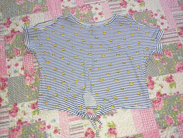 Ženske majice - Leskovac: Nova majica sinsay, vel. M