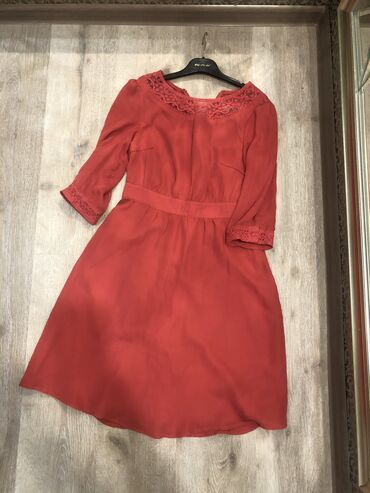 shorty s zavyshennoj taliej dlja polnyh в Кыргызстан: Платье, размер S(36) Надевала 1 раз