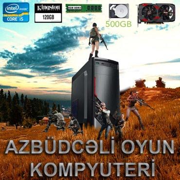 Bakı şəhərində Oyun kompyuteri