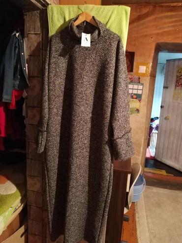 теплое платье большого размера в Кыргызстан: Платье новое большой размер