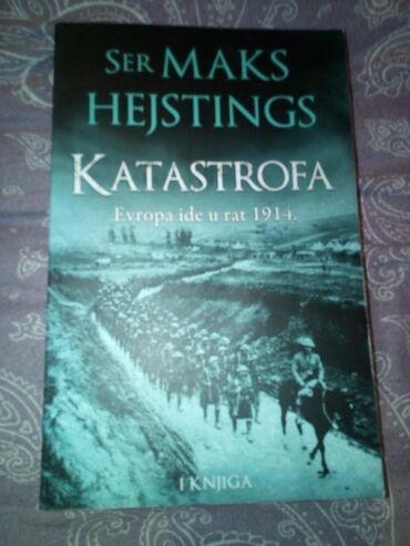 Pre - Srbija: Maks Hejstings, Katastrofa, I i II deo, jednom procitane, ocuvane, kao