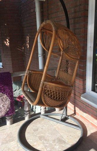 Подвесное кресло-качели б/у в Бишкек