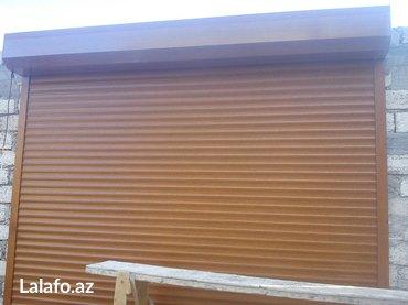 Bakı şəhərində Avtomatik jaluz qapi. 1kv 120 azn