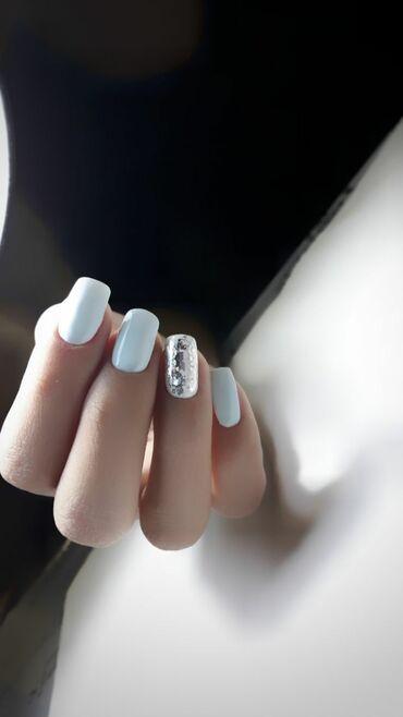 Мода, красота и здоровье - Беловодское: Девочки привет.  Для вас акция!  Наращивание ногтей полигелем 900с  Ма
