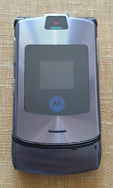Motorola e1120 - Srbija: Motorola V3IUpali ali se odma ugasi, baterija ne moze da se napuni