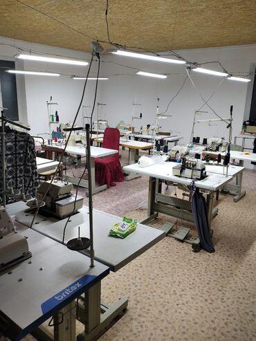 швейная машинка для кожи в Кыргызстан: Продам Швейный цех. всё присутствует 👌 приходи работай 👍