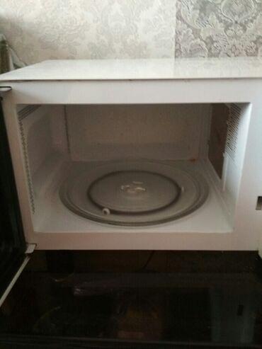 Микроволновая печь lg в хорошем рабочем состоянии. Все