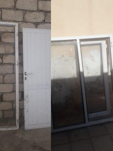 plastik qapi pencere - Azərbaycan: Qapılar   Plastik   Çərçivə ilə