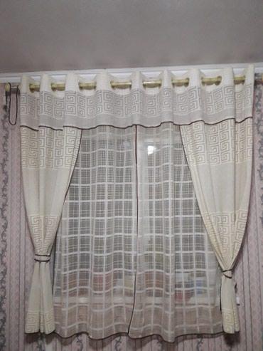 Продаю штору для кухни высота 1.70, в Кок-Ой
