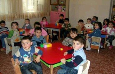 Bakı şəhərində Yeni açılmış özel uşaq bağçasına müəllimə teleb olunur.