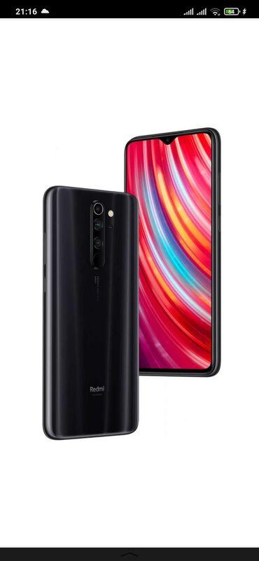 Xiaomi Redmi Note 8 Pro | 64 ГБ | Черный | Новый | Две SIM карты