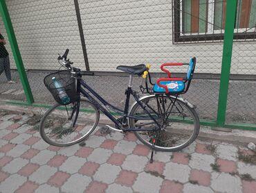 Спорт и хобби - Кировское: Немец Giant алюминиевая рама 28 размер колесо