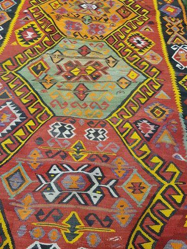 ручная швейная машинка купить в Кыргызстан: Старинный ковёр ручной работы. Натуральная шерсть