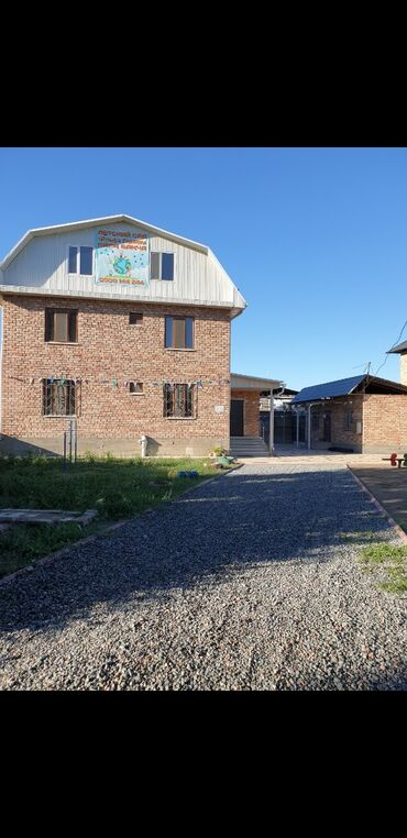 Коммерческая недвижимость - Кыргызстан: Сдаю детский сад в аренду район Кудайберген Детский сад полностью