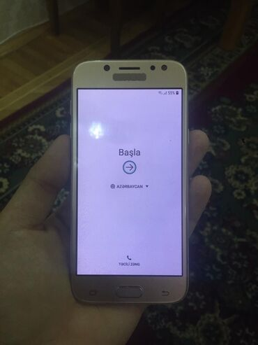 Samsung - Bakı: Samsunq J5 Ppo hec bir prablemi yoxdu yaxsi veziyyetdedi yaddasi 32 GB