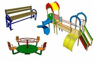 Детские спортивные ( игровые ) площадки. Большой опыт . Качество 💯%.  в Бишкек