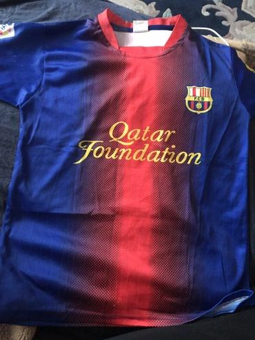 Bakı şəhərində Futbol forması 5 man 10-11 yaş ucun destdi