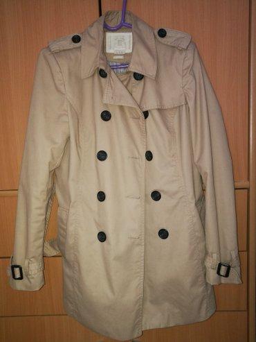 Stradivarius trench coat, l veličina - Novi Banovci