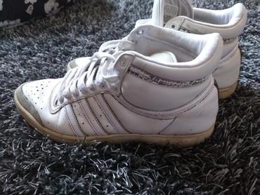 Adidas original patike bez ostecenja br 37  23 cm gaziste..Lepo su - Obrenovac