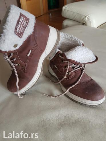 Zimske duboke cipele, vel 36 - Vrsac