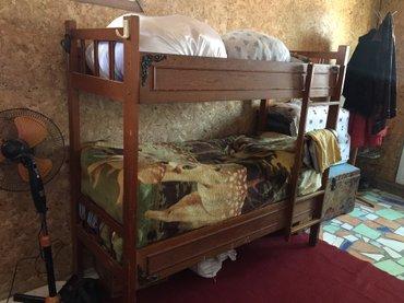 Продаю 2х ярусный кровать в хорошем состоянии в Кант