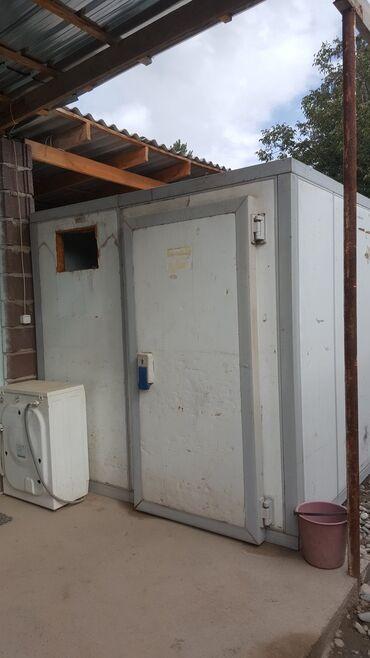прием-холодильников в Кыргызстан: Продаю холодильники охлажденка (2 шт). Внутренний размер высота 2000