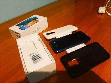 Xiaomi - Кыргызстан: Новый Xiaomi Redmi Note 9 128 ГБ Синий