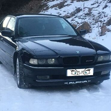 Транспорт - Таш-Мойнок: BMW 730 3 л. 1996