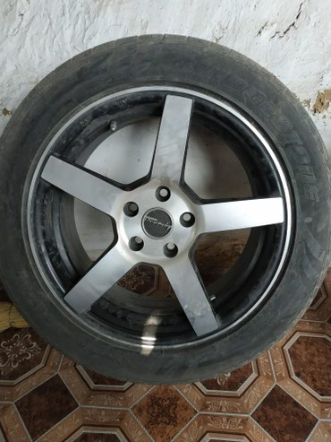 шины на 17 цена в Кыргызстан: Размер 17 ц. 300$