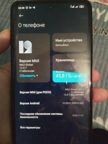 айфон 6 128 гб цена бу in Кыргызстан   APPLE IPHONE: Xiaomi Poco X3   128 ГБ   Синий   С документами