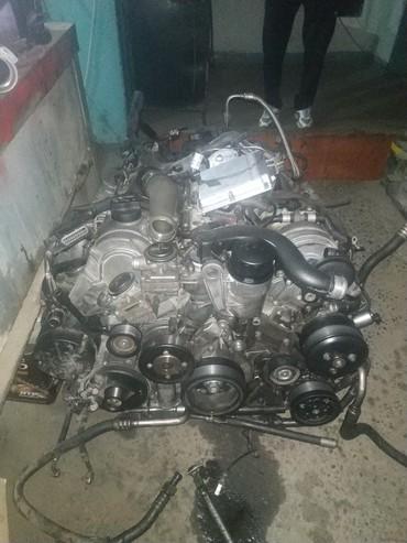 Двигатель м275 на Мерседес Бенц в Кок-Ой