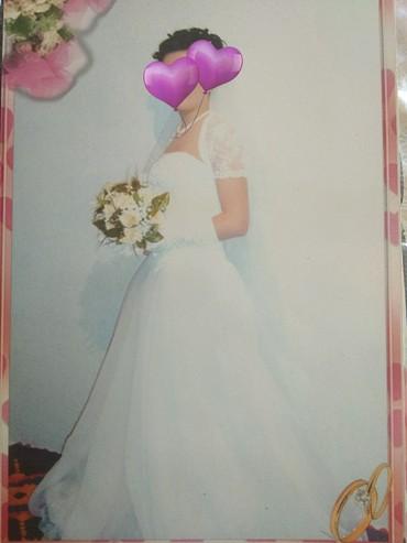 Свадебные платья - Кок-Ой: Продою бу свадебное платье. В хорошем состоянии
