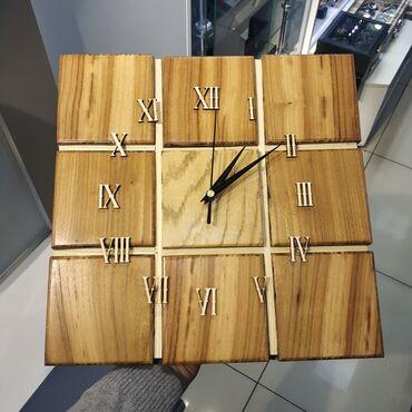 Настенные часы ручная работа ! Диаметр 31 см Кварцевый