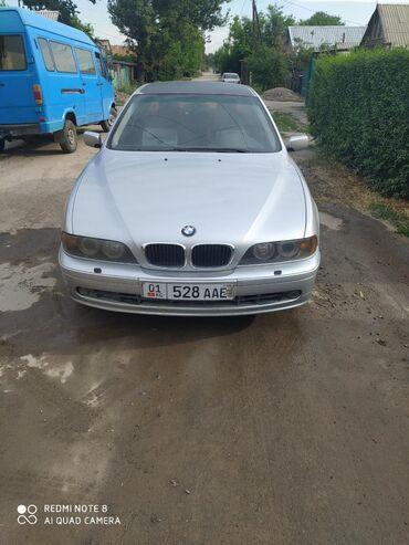 BMW 5 series 2.5 л. 2000 | 149000 км