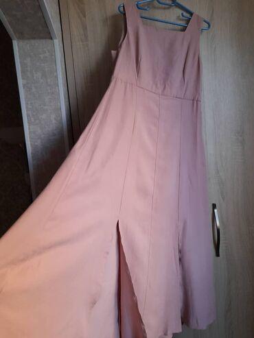 11076 объявлений: Платье летнее новое фирмы Манго продаю цвет коралловый ткань х.б