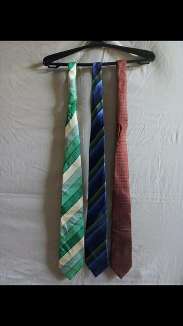 Мужские галстуки, 3 шт за 100 сом