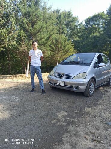 44 elan | NƏQLIYYAT: Mercedes-Benz A-class 1.6 l. 2002 | 287000 km