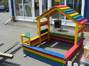вязаные вещи для детей в Кыргызстан: Новые модели песочниц, для малышей! Детских садов, площадок и дворов!