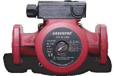 насос для отопления в Кыргызстан: Насос, Насосы, Циркуляционные насосы RS и GR (GREENPRO)