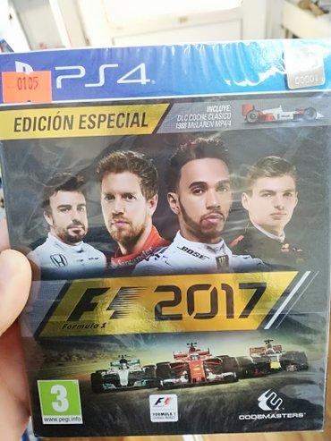 F1 2017 special edition в Баку