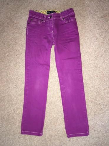 Boden джинсы на девочку, состояние отличное, размер: 9лет