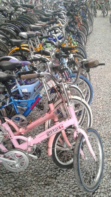 Складные велосипеды из Кореи в Бишкек