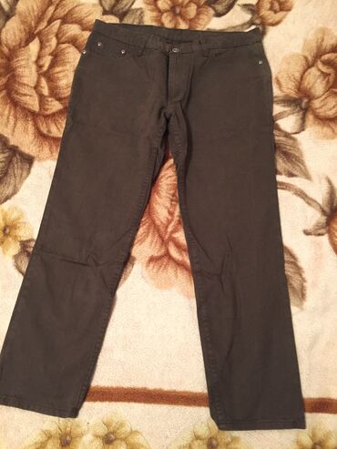 Мужская одежда - Кара-Балта: Брюки на мужчину В отличном состоянии Качество хорошее. Размер 31