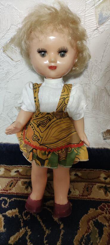 Продам Советскую куклу в хорошем состоянии. Высота 38 см