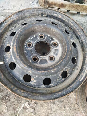 степ вагон бишкек in Кыргызстан   АВТОЗАПЧАСТИ: Продаю диски на мерс и степ вагон