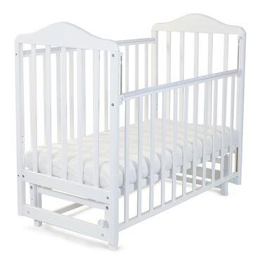 * Кроватка Манеж изнатуральной березы. Эта порода идеально подходит д