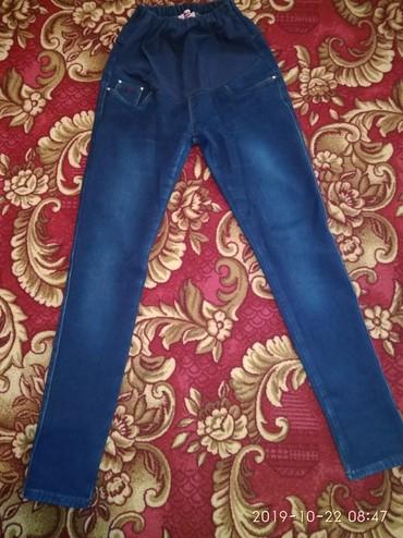 Женские джинсы в Каинды: Джинсы для беременных в отличном состоянии)) зимние,с начёсом!