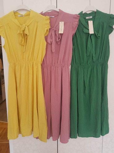 Nove Italijanske letnje haljine, kvalitetne i moderne u raznim bojama. - Pancevo