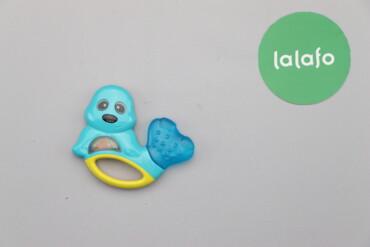 Игрушки - Украина: Дитячий водяний прорізувач для зубів Рибка Chicco     Довжина: 12 см Ш