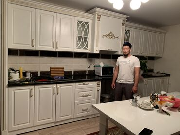 Классическом исполнении кухни представляем вамКухня была установлена